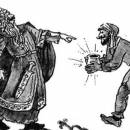 сказка Две пощечины