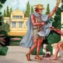 Гермес и Тиресий