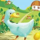 Гусыня, несущая золотые яйца