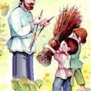 Крестьянин и его сыновья