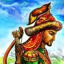 Охотник - казахская сказка