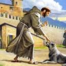 Пастух и волк