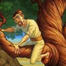 Разбойник и тутовое дерево