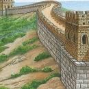Стена и клин