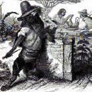 Волк и пастухи