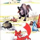 сказка Заяц-трусишка, волк-глупец и плутовка-лиса
