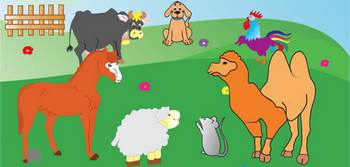 спор животных сказка