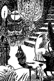 Муми-тролль и волшебная зима