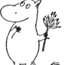 Муми-тролль и волшебная зима читать рассказ сказку Туве Янсон