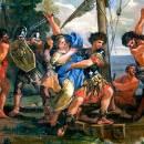Похищение Елены. Тесей и Пейрифой решают похитить Персифону. Смерть Тесея