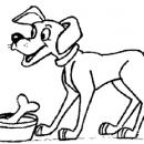 Собака басня